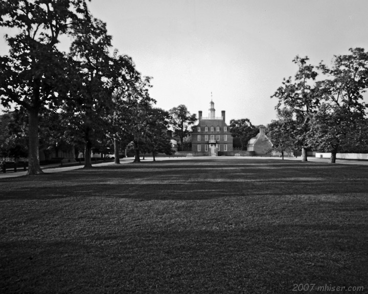 Governors Palace - Williamsburg, Va