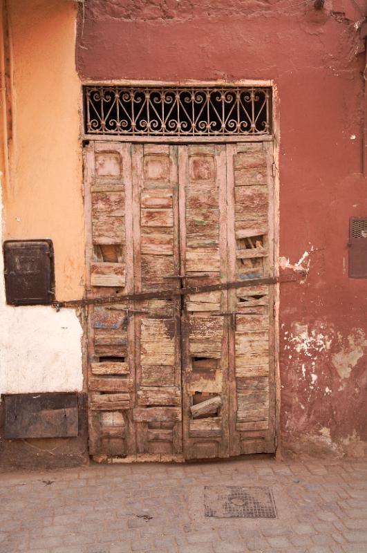 Marrakech Door