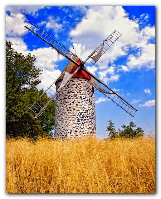 Old Wind Mill  II