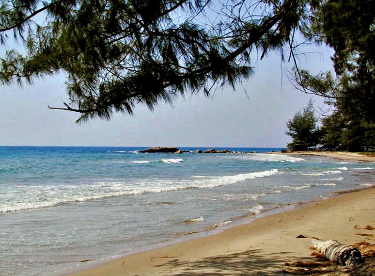 Beach at Rayong