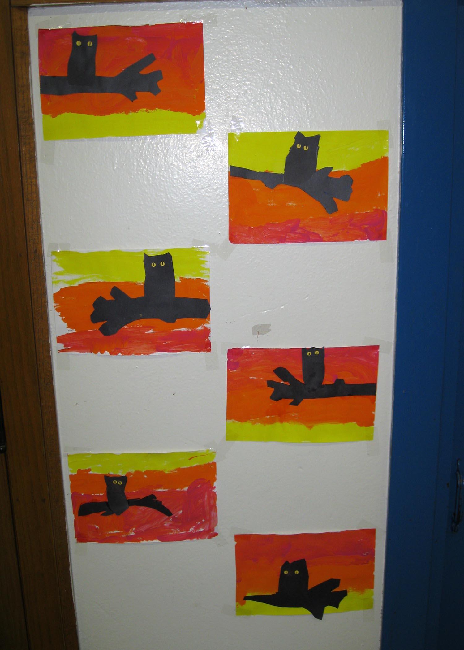 owl prints on wall.jpg