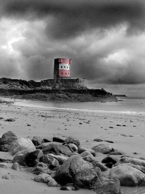 Archirondel tower | Jersey