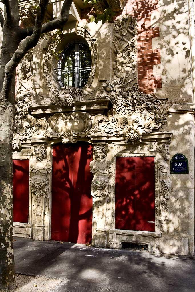 Paris Door