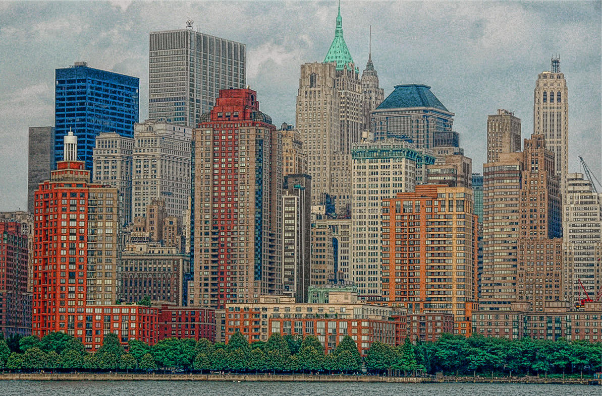 Buildings at Downtown - Hudson Riverside