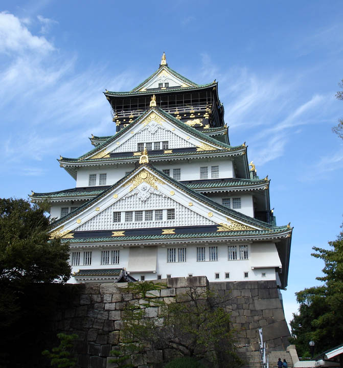 The Castle itself