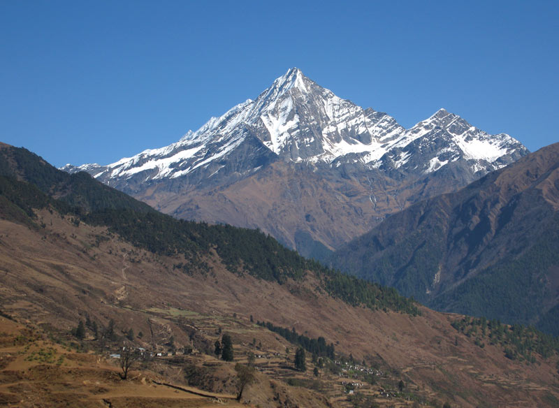 Kagmara Peak