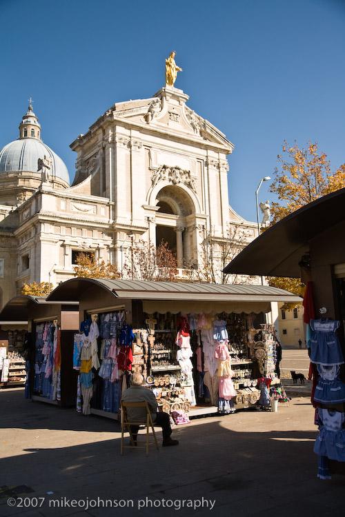 Santa Maria degli Angeli-porziuncola