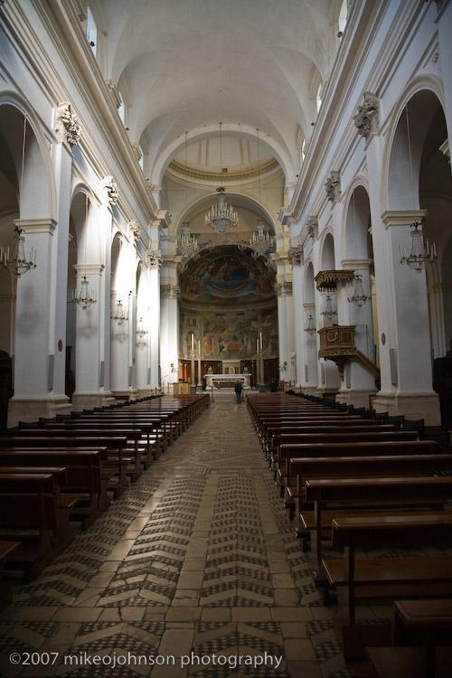 The Duomo of Spoleto