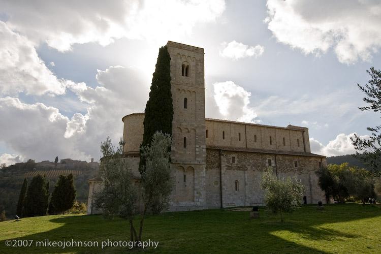 Abbey of SantAntimo