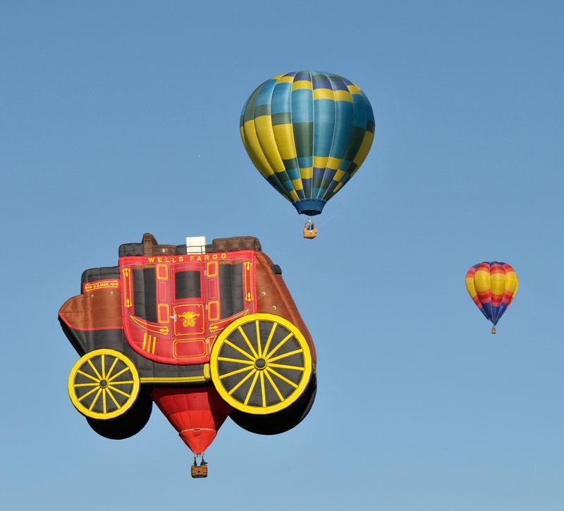 The Great Reno Balloon Race 2009