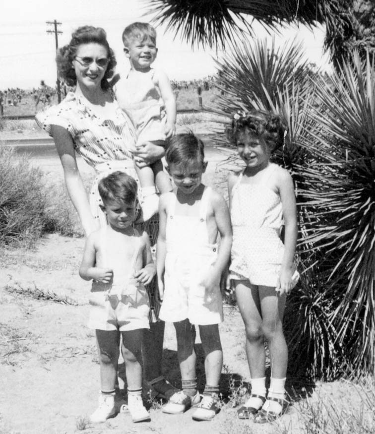 Zell Helmick and Family