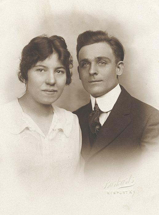 George Edward Stumpf and Ruth Reicker (Stumpf)