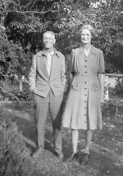 Elvert and Mary Ketchison (Helmick)