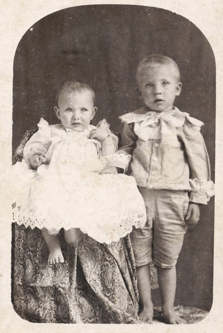 Clara and Ernest Taylor