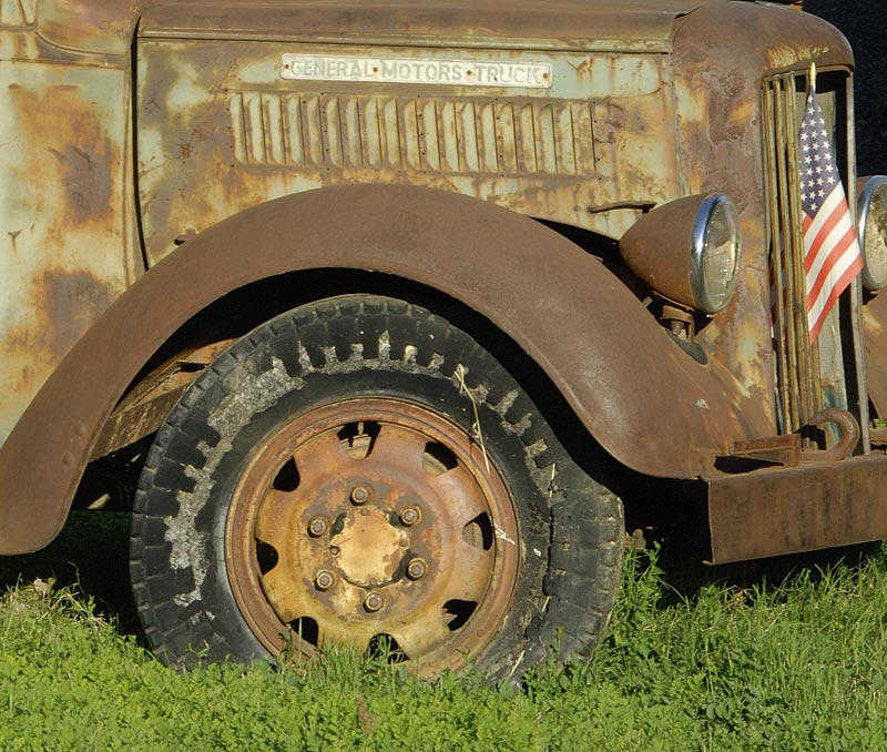 1936 General Motors Truck