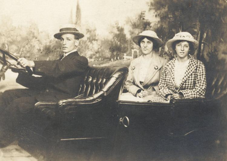 Clarence, Ora & Josie