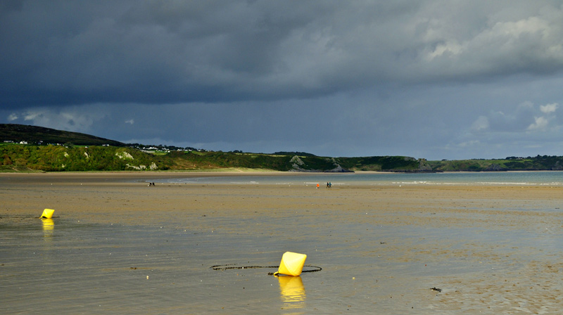 Oxwich Bay, Gower