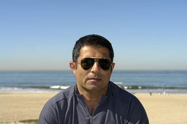 Mehrdad Sadat (photo by Kian Sadat)