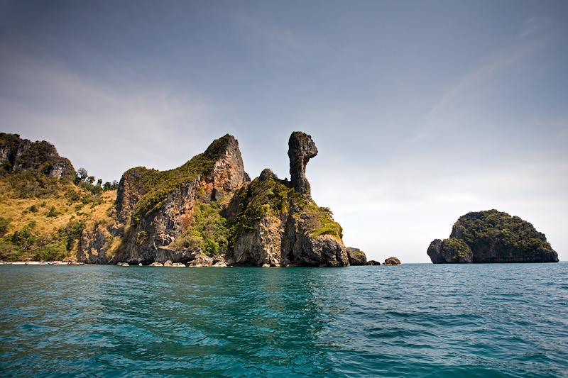 Chicken Island: Limestone Rocks
