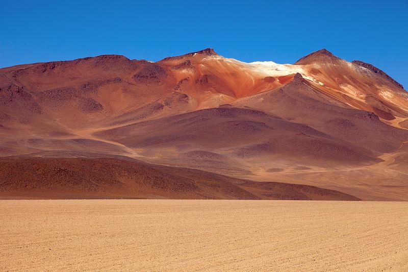 Desert Ladies Valley: Volcano Crater
