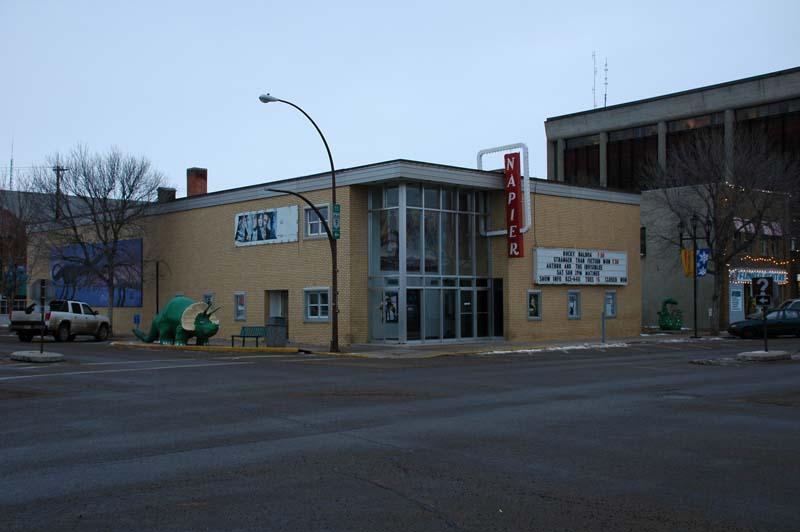 Napier, Theater