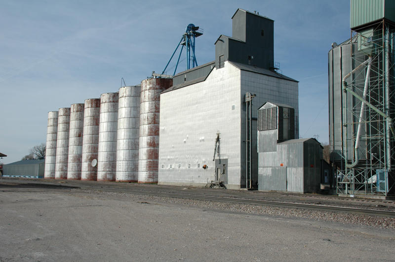 Wray, CO grain elevator.