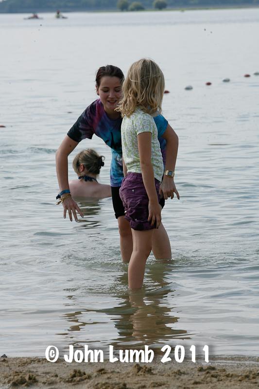 Fun at Lac dorient