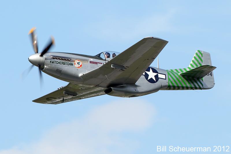 `P-51 Kwitcherbitchin