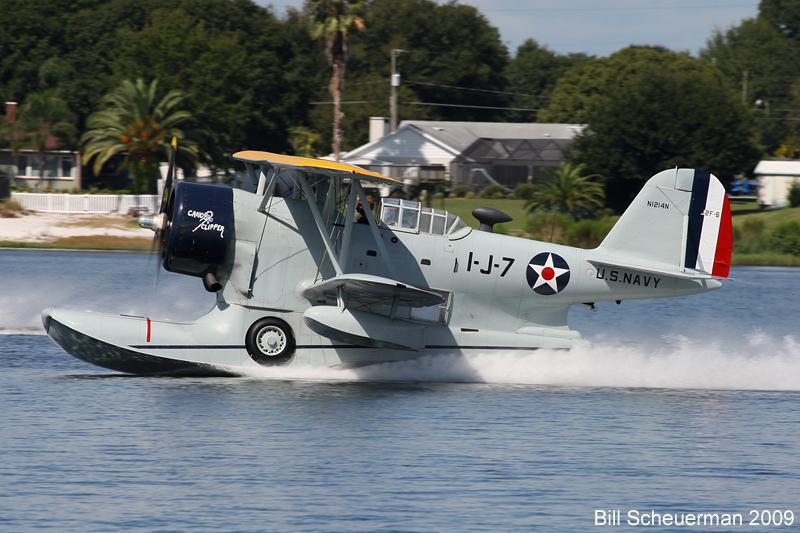 J-2F-6 Duck feet wet