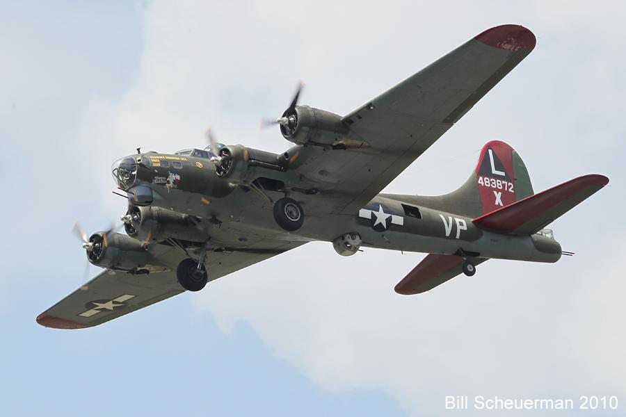 B-17 Texas Raider