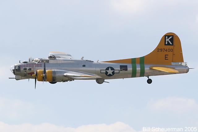 B-17 Fuddy Duddy