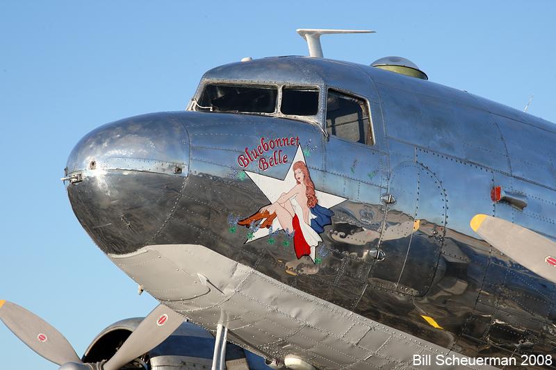 C-47 Blue Bonnet Belle