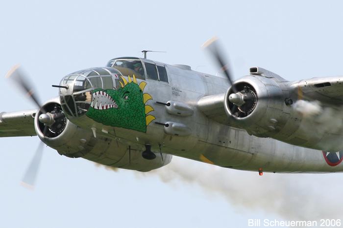 B-25 Dragon