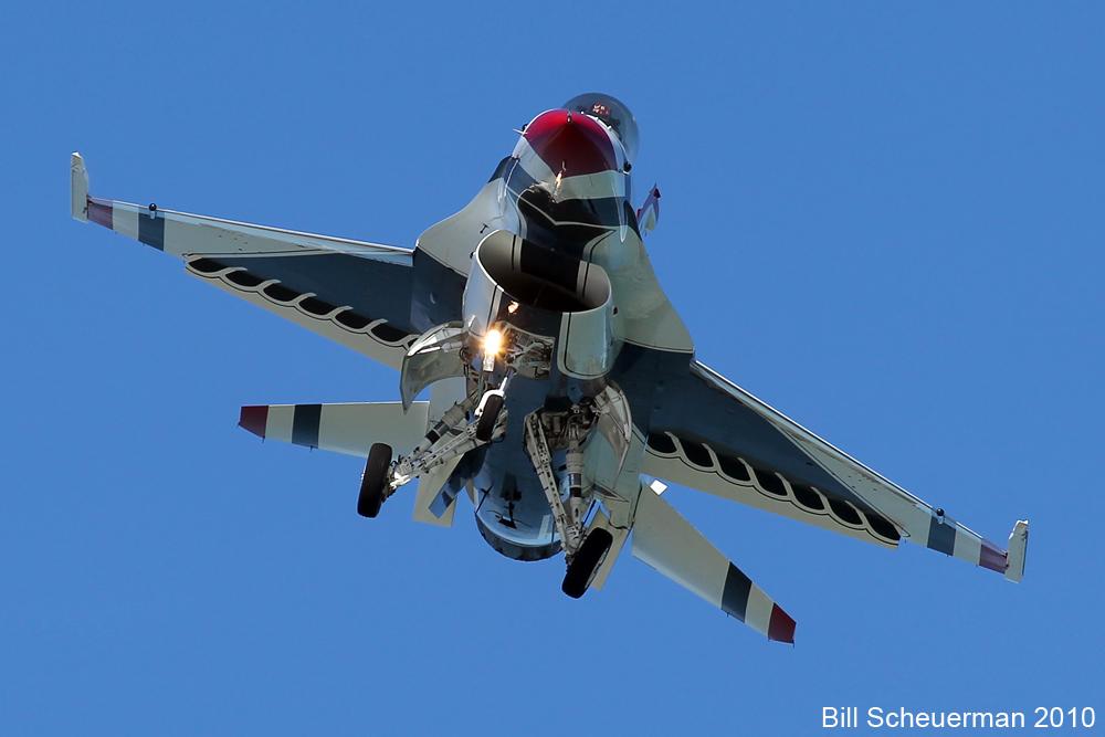 F-16 Thunderbird Patrick AFB