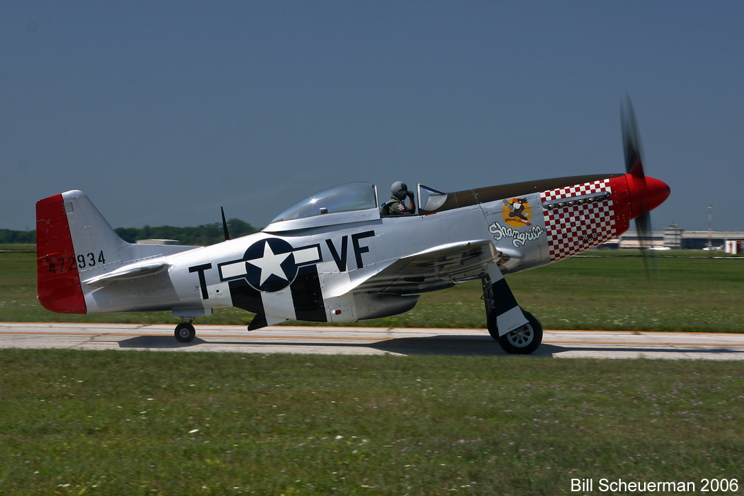 P-51 Shangrilla