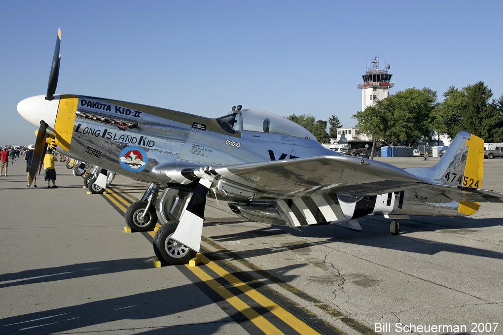 P-51 Dakota Kid II, Long Island Kid