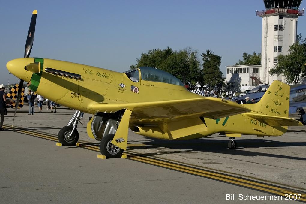 P-51 Ole Yeller