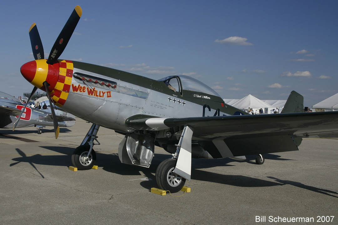 P-51 Wee Willy II