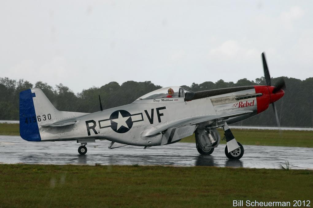 P-51 The Rebel