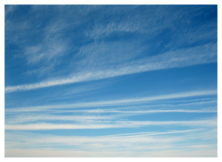 Chemtrails Spreading Out Even More