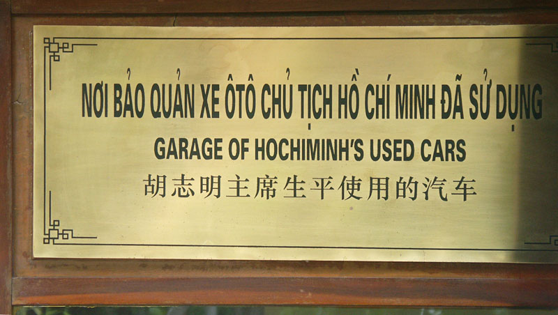 Ho Chi Minhs Used Cars