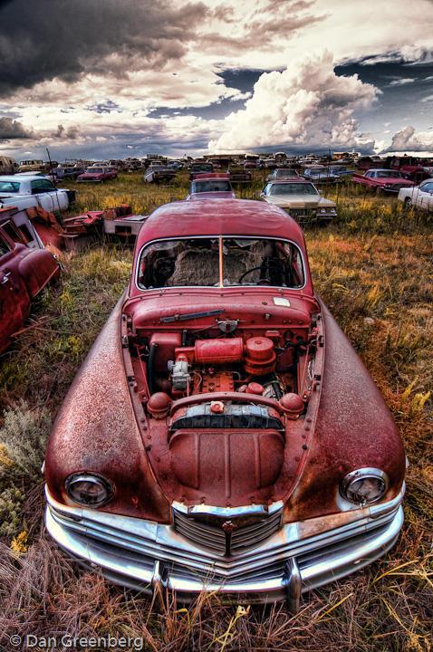 1950 Packard Clipper