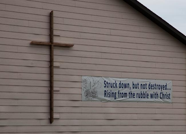 2 Yr - Church Sign