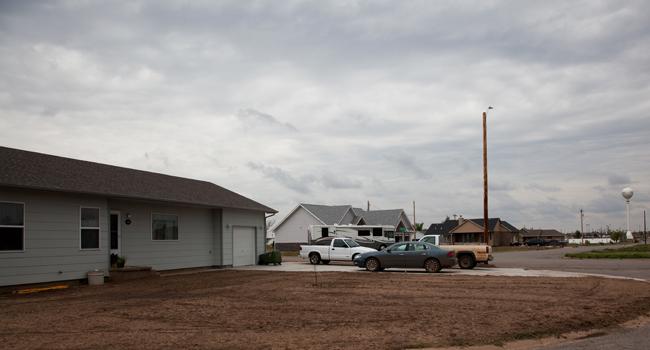 2 Yr - Street of New Houses