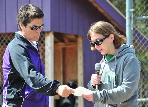 Katie Healey Farrow Reads Letter From Rainas Family