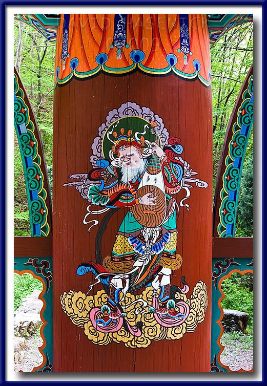 Dhritarashtra ~ Heavenly Guardian King of the East