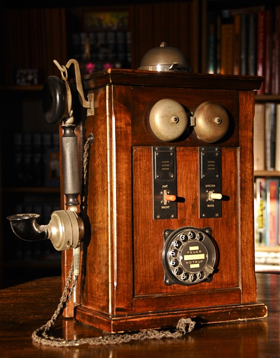 My Great-grandfathers Telephone