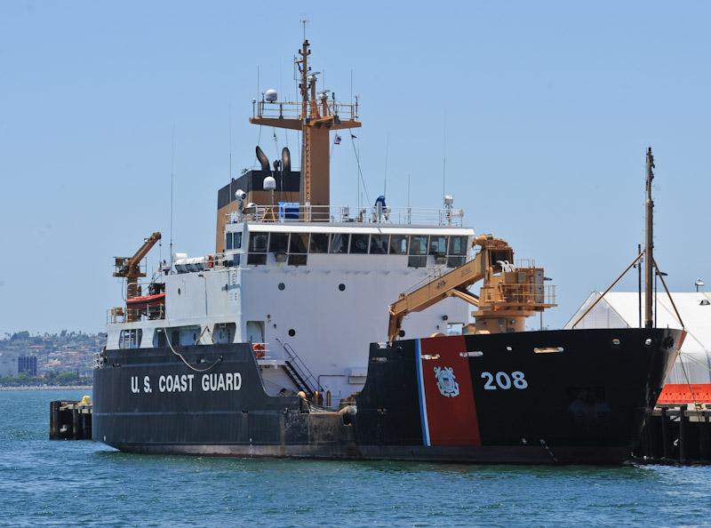 USCGC ASPEN (WLB 208)