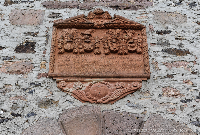 Builder Coats of Arms