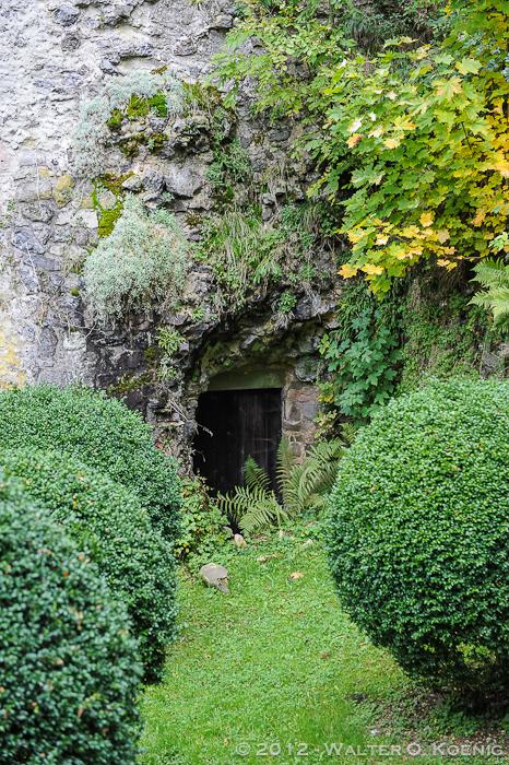Door to the Dungeon
